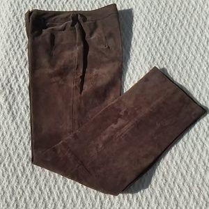 Vintage Highwaisted 💯% Leather Pants
